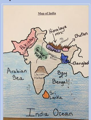 November 17 2014 Ancient India Geography Mrs Simmons 6th Grade